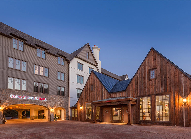 Architectural Photography of Luxury Hotel