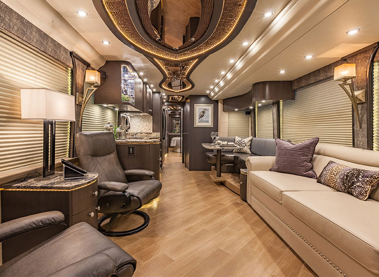 Luxury RV/Coach photo